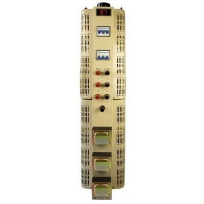 Регулируемый трехфазный автотрансформатор (ЛАТР) Энергия TSGC2-15k (15 кВА)