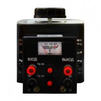 Регулируемый однофазный автотрансформатор (ЛАТР) Энергия TDGC2-0.5кВА 2А (0-250V) Black Series