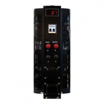 Регулируемый однофазный автотрансформатор (ЛАТР) Энергия TDGC2-15кВА 45А (0-300V) цифр. Black Series