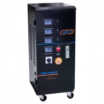 Стабилизатор напряжения Энергия Hybrid СНВТ-6000/3