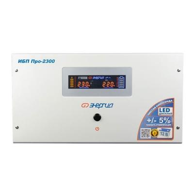 Интерактивный ИБП Энергия Pro-2300
