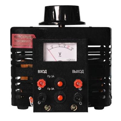 Автотрансформатор (ЛАТР) Энергия Black Series TDGC2-1кВА 3А (0-300V) однофазный