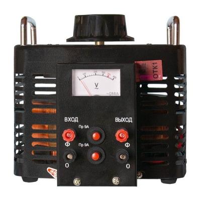 Автотрансформатор (ЛАТР) Энергия Black Series TDGC2-3кВА 9А (0-300V) однофазный