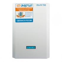 Стабилизатор напряжения Энергия Ultra 7500 (HV)